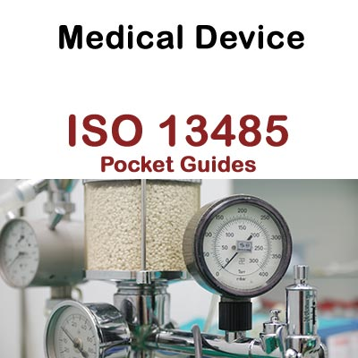 Medical Device - ISO 13485 Pocket Guides