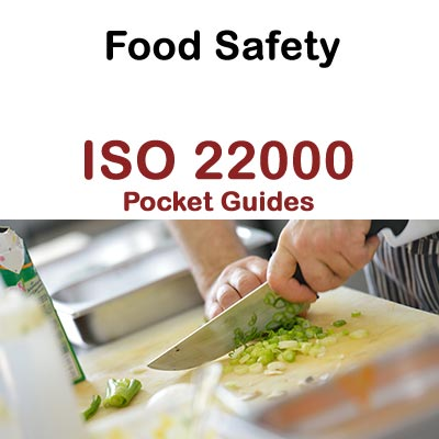 Food Safety - ISO 22000 Pocket Guides