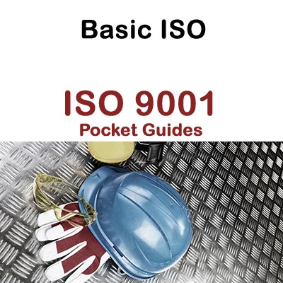 Basic ISO - ISO 9001 Pocket Guides