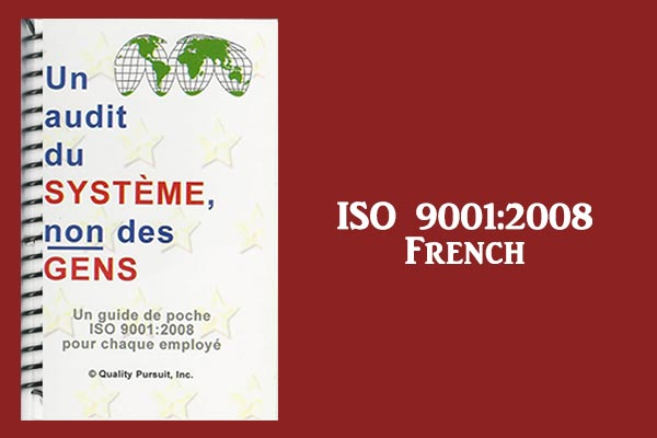 ISO 9001:2008 French